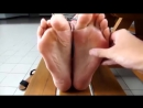 Japanese women candid feet