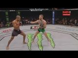 Бой Жозе Альдо против Конора МакГрегора на UFC 194
