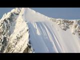 Cорвавшийся с обрыва лыжник выжил, пролетев 500 метров
