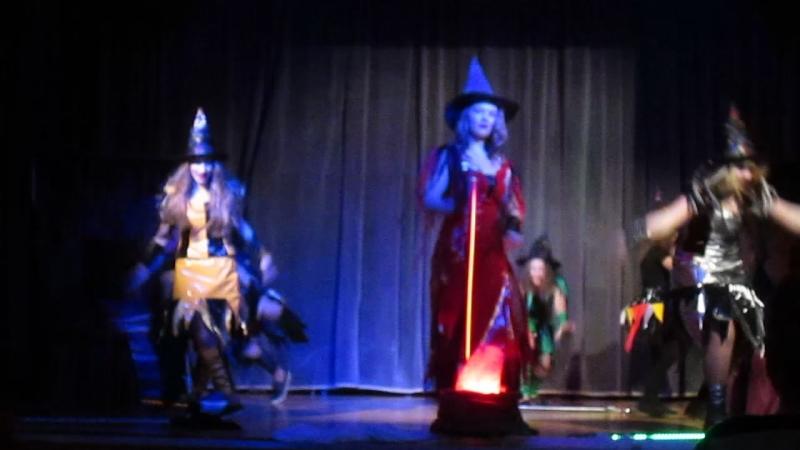 Танец ведьм из спектакля