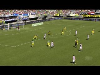 Чемпионат Голландии 2015-16 / Eredivisie / 34-й тур / Обзор