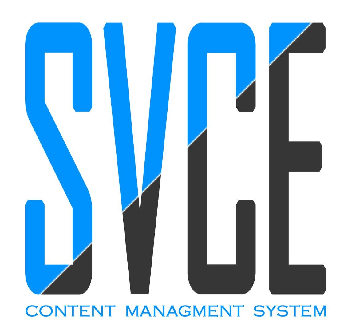 Движок для сайта CMS SVCE 2.0