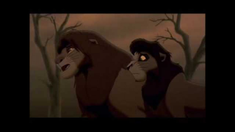Simba to Kovu- I Loved her First- (Sad Video)