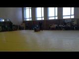 Чемпіонат області з панкратіону(ММА) Деркачов Євге