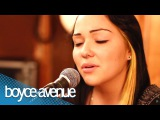 Demons - Imagine Dragons (Boyce Avenue feat. Jennel Garcia acoustic cover) on Spotify &amp Apple