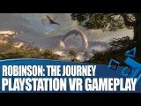 Robinson: The Journey - Геймплей