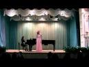 Варвара Сенцова - Вербочки (музыка Г.В. Свиридов, стихи А. Блок)