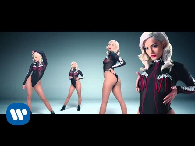 Bebe Rexha - No Broken Hearts ft. Nicki Minaj (Official Music Video)