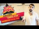 S1 L1 How to Breakdance Cross Step by Beatmaster T Break Advice