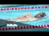 Perfect Backstroke Technique at Badger Swim Club Gillette World Sport