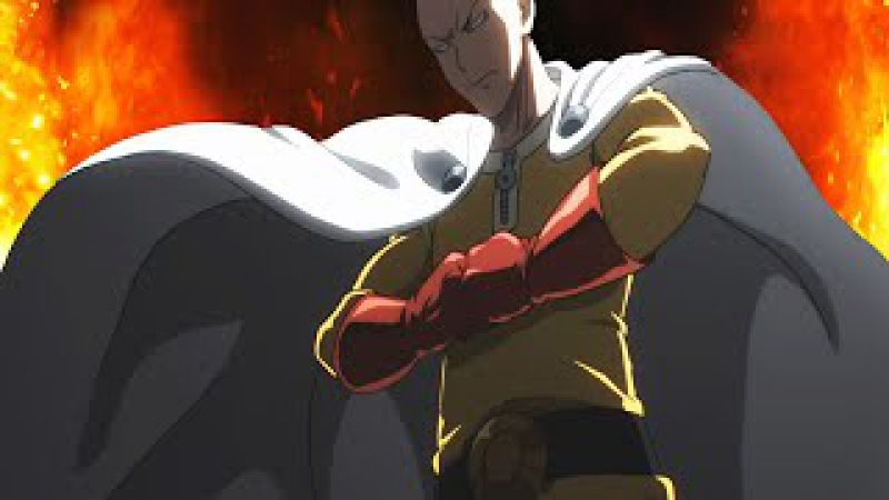 One punch man AMV - The Phoenix