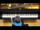 Beethoven - Piano Sonata Moonlight Presto agitato (Shigatsu wa Kimi no Uso EP01) [TH}