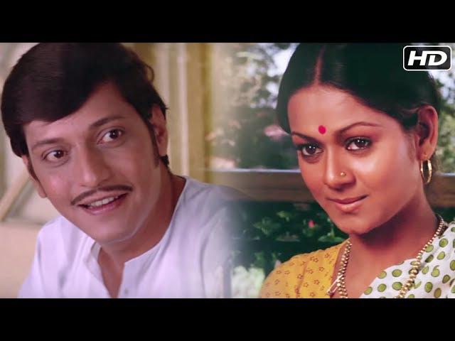 12 Gori Tera Gaon Bada Pyara (HD) | Chitchor | Amol Palekar, Zarina Wahab | Old Hindi Songs