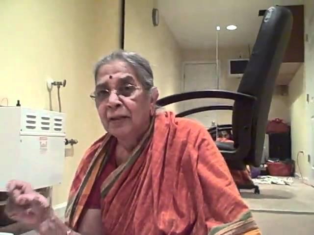 Гита 6. рага: Мохана Талам: Чатурасра Джати Рупака