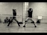 TWERK IT, MAN!! ) ) My perfect twerk boy-student dancing my Beyonce choreo with me! )