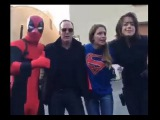DUBSMASH WARS FOR CHARITY Supergirl &amp Agents of S.H.I.E.L.D and more