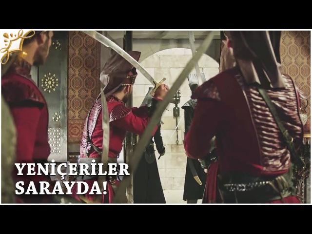 Muhteşem Yüzyıl Kösem 29.Bölüm | Yeniçeriler sarayda!