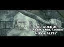 The Hobbit the Desolation of Smaug - Dol Guldur Battle - Sauron vs Gandalf vs Azog [1080]