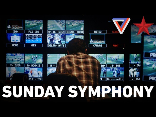 Inside the control room turning NFL football into primetime television