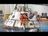 Orion Spacecraft Crew Exit Tests 2015 NASA Johnson Space Center