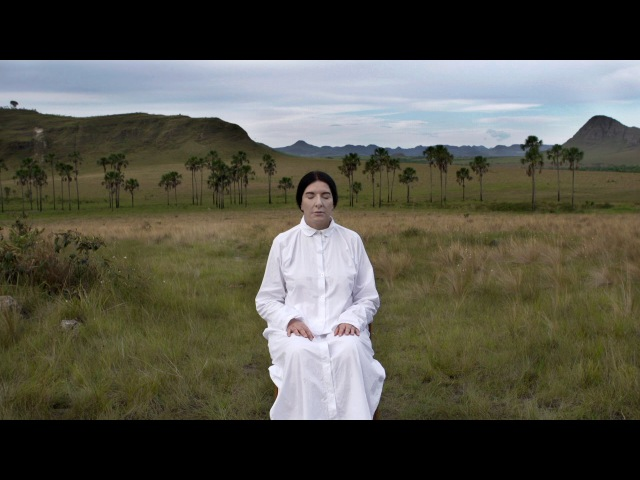 The Space In Between: Marina Abramovic in Brazil (Trailer)