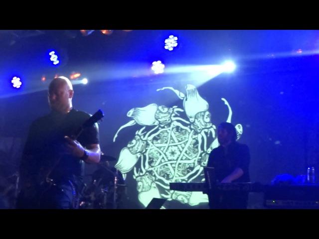 Dark Tranquillity - Iridium (Live @ Volta Club, Moscow 27.05.2014)
