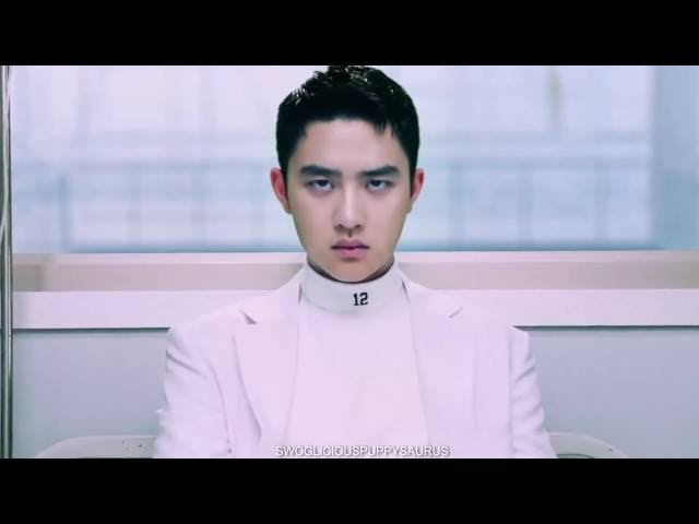 EXO ON CRACK (LUCKY ONE SPECIAL)