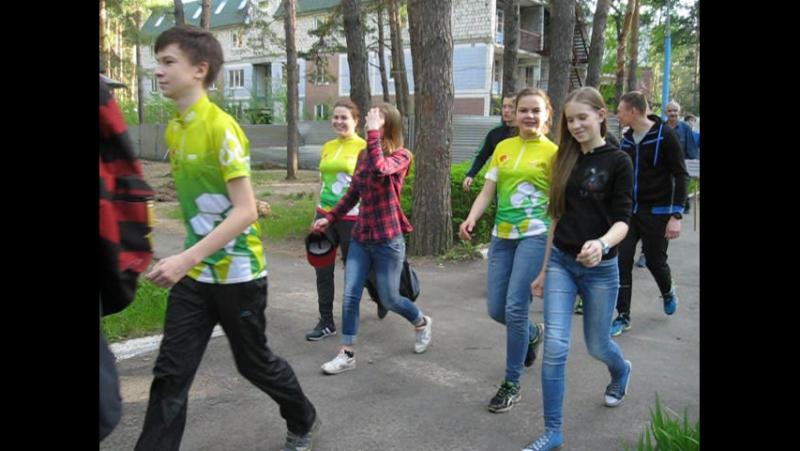 Открытие! Всероссийские соревнования и Первенство России по радиопеленгации г. Рязань 2016
