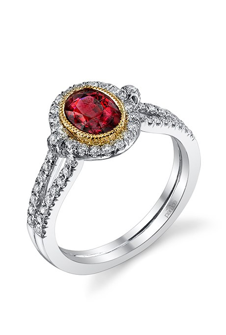 rmr88g fdko - Обручальные рубиновые кольца (25 фото)