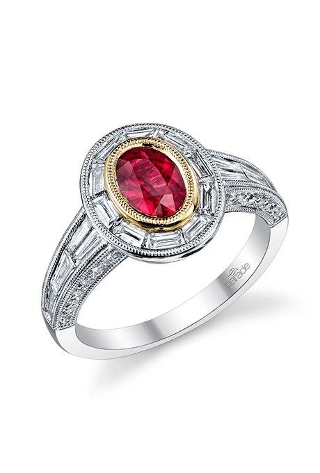 Jb0a3qsk8W4 - Обручальные рубиновые кольца (25 фото)
