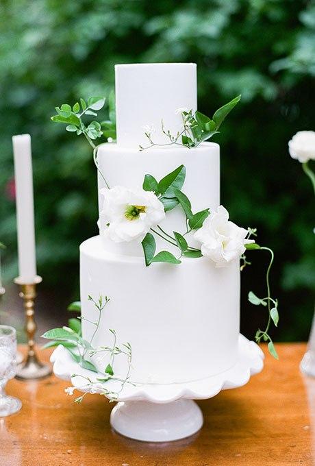 y6HnG4lIFtM - 44 Свадебных торта, украшенных цветами