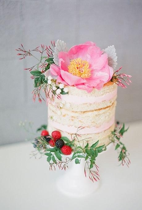 0a5vCCj5u s - 44 Свадебных торта, украшенных цветами