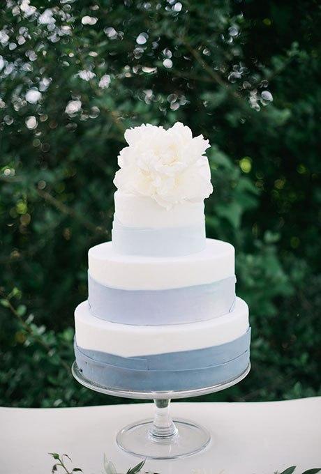 B6QqtQX4rRA - 44 Свадебных торта, украшенных цветами