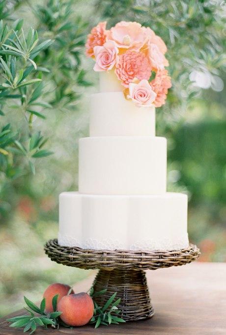 id7 kqKEkug - 44 Свадебных торта, украшенных цветами