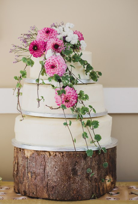 vmplgh33R3I - 44 Свадебных торта, украшенных цветами