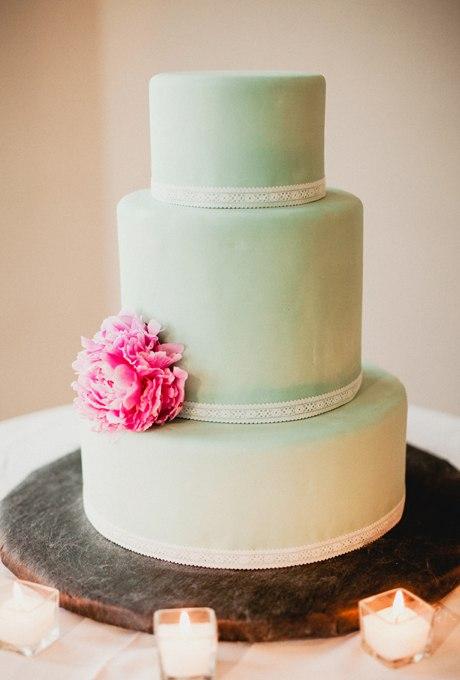 MBgatjv32oM - 44 Свадебных торта, украшенных цветами