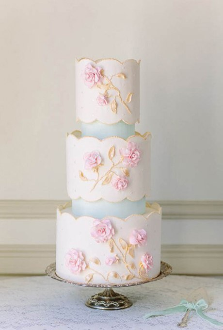 dsx YzHIIXE - 44 Свадебных торта, украшенных цветами