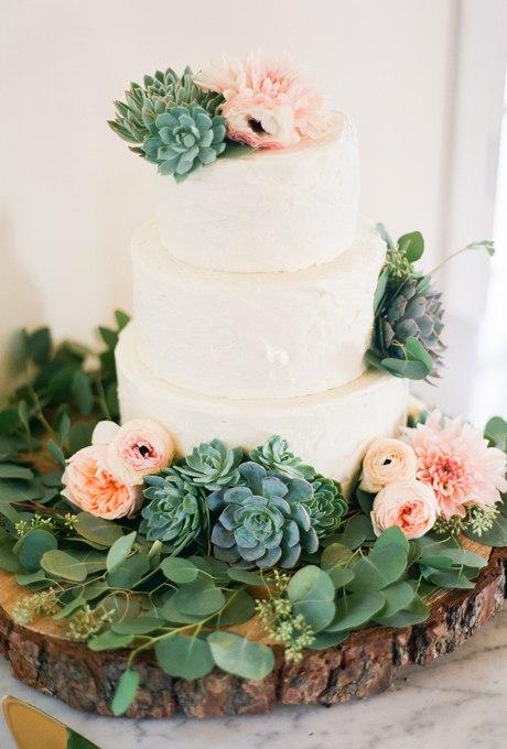 Z82pVcpAtHE - 44 Свадебных торта, украшенных цветами