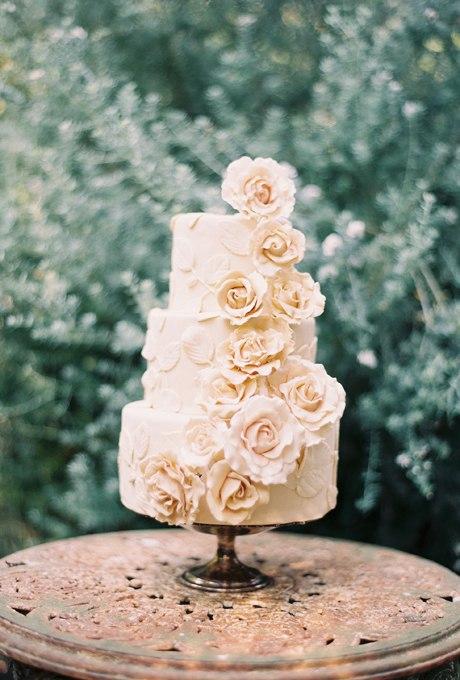 hbrj0aqI8FE - 44 Свадебных торта, украшенных цветами