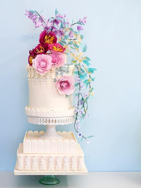 ybfhu 0Vw40 - 28 Гламурных свадебных тортов