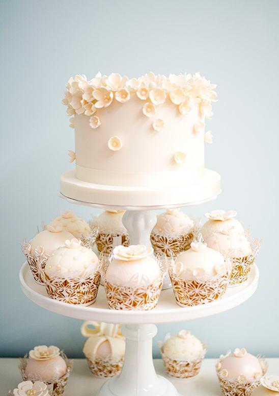 1YeoaCsh8ks - 28 Гламурных свадебных тортов