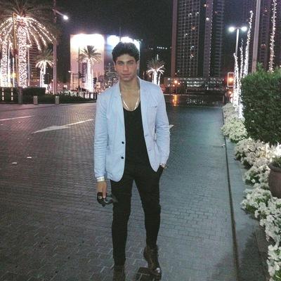 Jordon Hisham-Ahmed