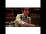 [Vine] Xiumin make caffe