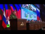 Владимир Путин подводит итоги деятельности Вооруженных сил РФ в 2015 году ( 11.12.2015 )