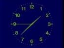 Конец эфира TVP1 Польша 01 02 1992