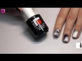 Слайдер-дизайн для ногтей MILV под лак