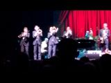 Концерт Оркестра Гленна Миллера в Южно-Сахалинске.