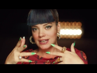 Lily Allen - Hard Out Here (Official Video)