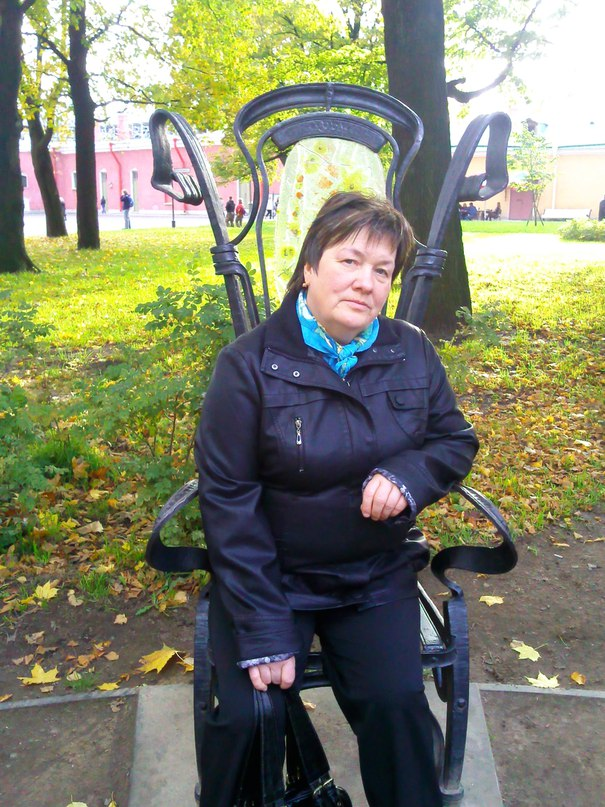 Татьяна Липина | Городищна