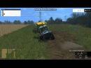 Рабочие будни 48 день Работаю на Т 150К Вывожу урожай с поля на зерносушилку Farming Simulator 2015